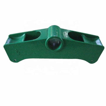 Investment steel casting cnc machining parts