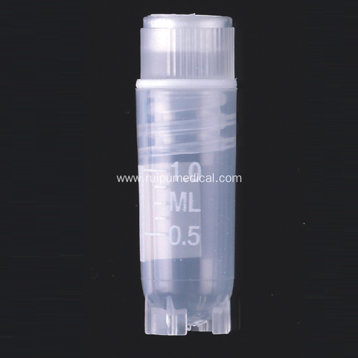 Biological Disposable Cryo Vials