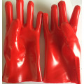 PVC Coated Gloves with 11inch