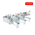 Nonwoven face mask machine (three ear-loop machine)