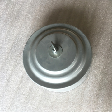 Aluminum spining light cover lampshade