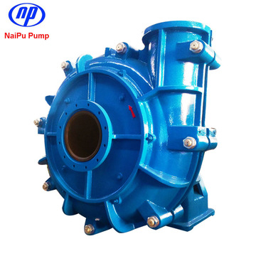 12 inch slurry sand pump for River dredging