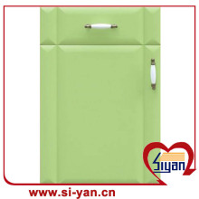 pvc kitchen new cabinet doors