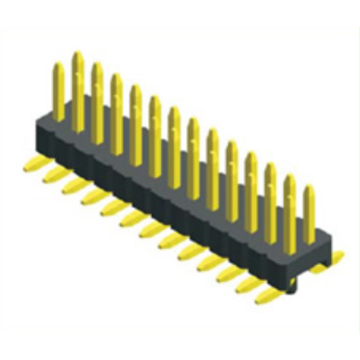 0,8 mm Pin Header Dual Row SMT Type