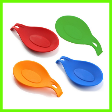 Colorful Good Quality Silicone Spoon Holder Set