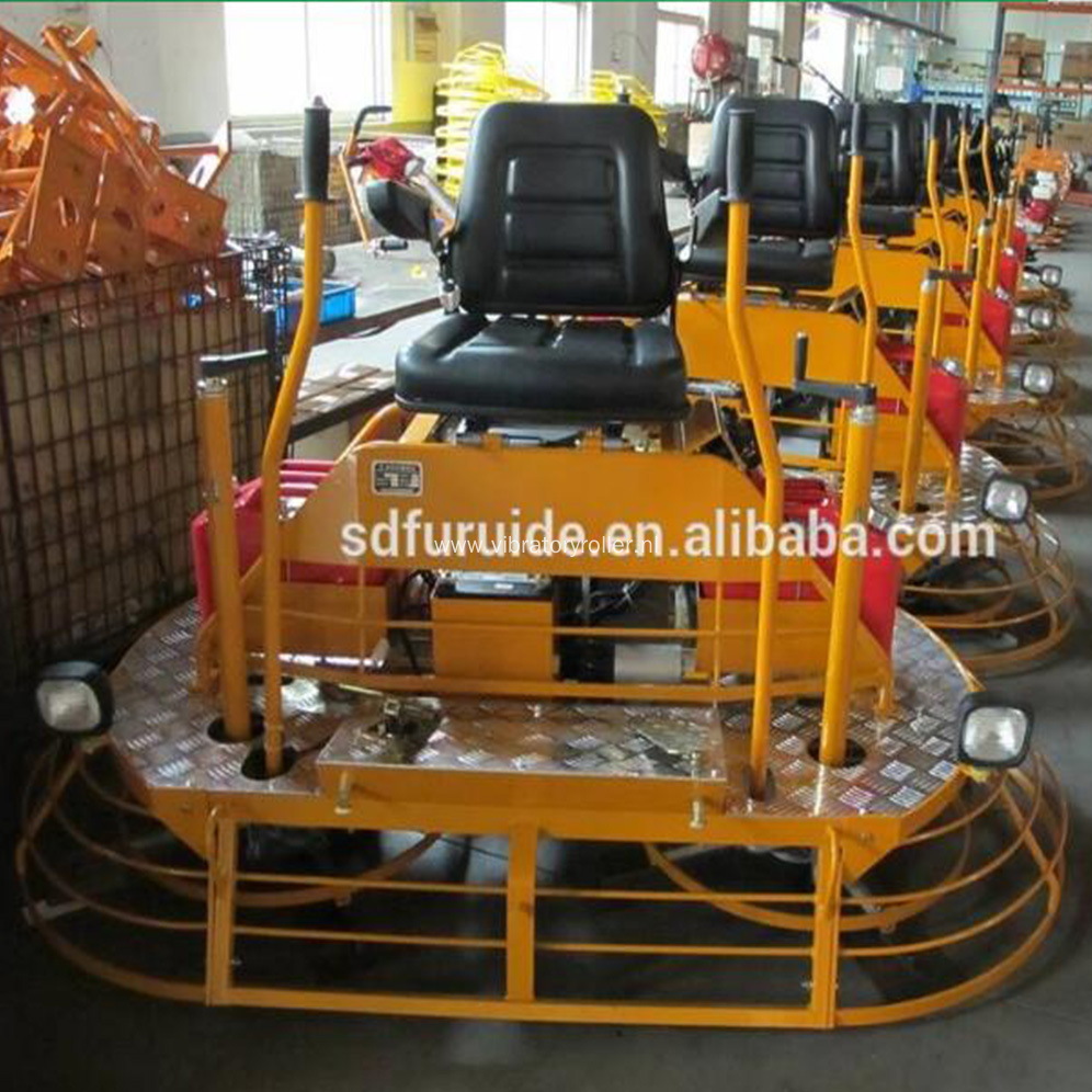 100cm Ride On Concrete Trowel Machine