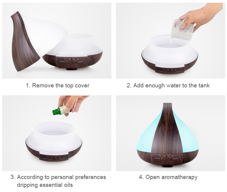 amazon pure oil diffuser