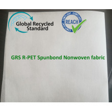 GRS Recycled PET Spunbond Nonwoven Fabric