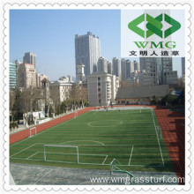 60mm Fibrillated Grass for Soccer Sport