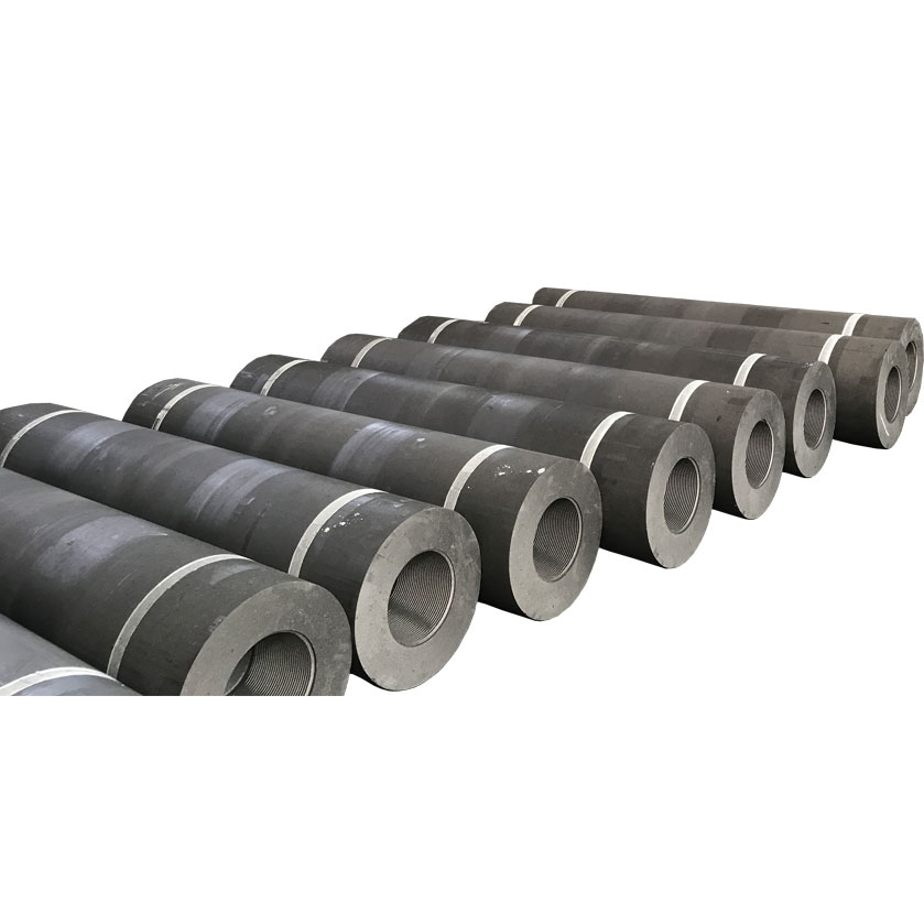 UHP 400mm Graphite Electrode for Ladle Furnaces