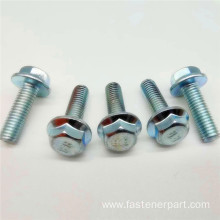 Inch Stainless Steel Hex Flange Bolts