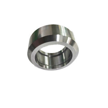 CNC Machined Hydraulic Cylinder Retainer Ring Part