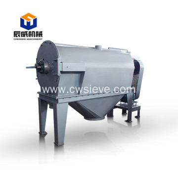 Centrifugal screener and separator
