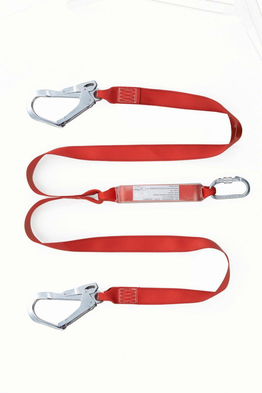 Nice quality fair price safety fall protection harness with lanyard