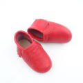 Cow Leather Kids Shoes Children Girls Shoes