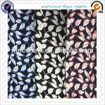 Shuttle 32*32/67*66 Best selling 100% printed rayon fabric