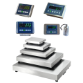 Electronic Scale Weighing Indicator with Alarm Llights