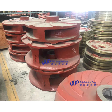14-12 River Sand Suction Pump Gravel Pump Impeller