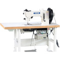 Extra Heavy Duty Flat Bed Walking Foot Lockstitch Sewing Machine