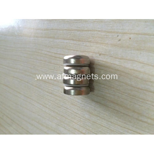 Magnets with Female Thread
