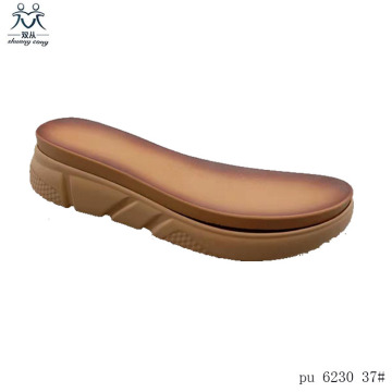 PU Bottom for Leisure Women's Shoes