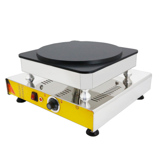 Hot sale electric crepe maker snack machine
