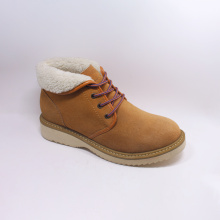Winter Tie Boots for Men