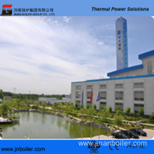 500 T/D Municipal Solid Waste Incineration Boiler