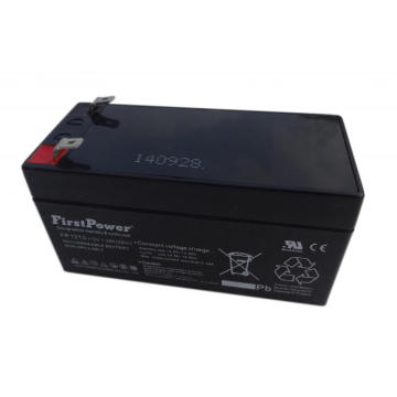 Electronic Instruments Reserve Battery 12v1.4AH