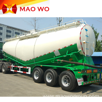 3Axle 45CBM Bulk Cement Tank Semi Trailer