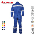 Flame Retardant Anti-static Offshore Coverall Garments