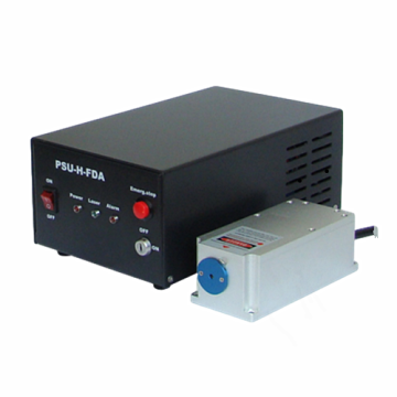 Blue Single Frequency Laser