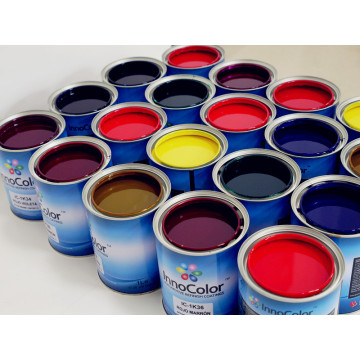 High Solid Car Coatings Automotive Refinish Paint
