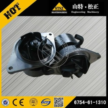 Komatsu PC360-7 Engine Water Pump 6736-61-1202