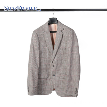 Single Breasted Suits Two Button Floral Men's Coats