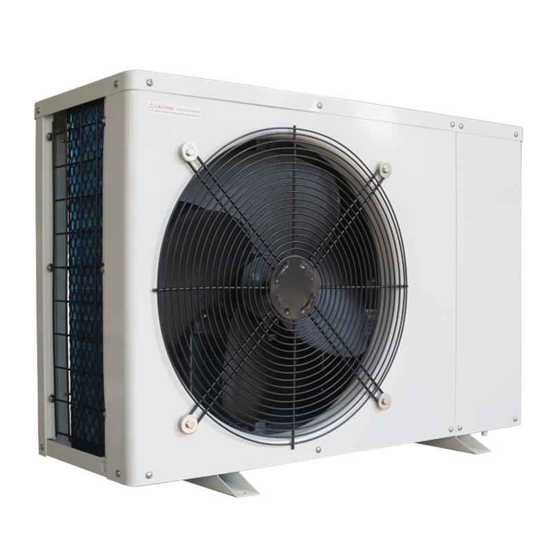 Compact Split Heat Pump Air Source