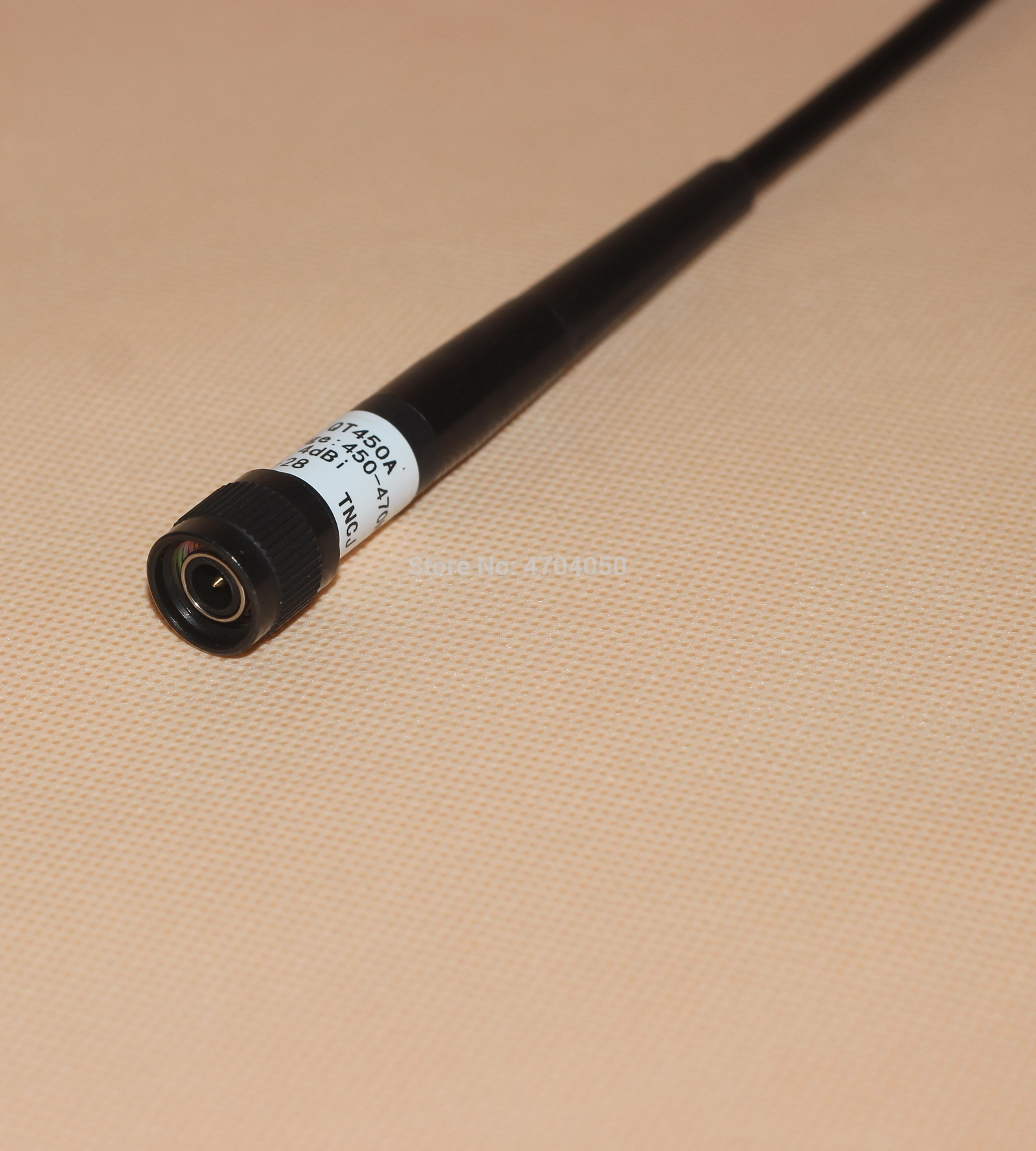 New Black Soft rod Antenna 450-470MHz High Frequency for leica Trimble Topcon South GPS Surveying Instruments, with TNC port