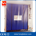 D Repair Repair Repair igh Chàraichean Uathoibríoch PVC Curtain Roll Up Door