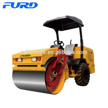 3 Ton Soil Compaction Road Roller Vibrator (FYL-D203)