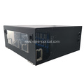 "4U 19"" High-Density Rack Mount Fiber Optic Patch Panel Enclosures"