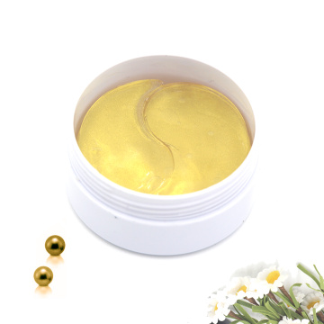 golden crystal collagen eye mask patches wholesale collagen crystal eye mask eye treatment mask
