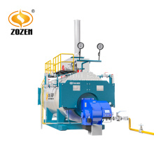 Industrial 20 tph oil gas fired steam boiler