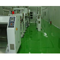 Solvent-free epoxy electrical room self-leveling