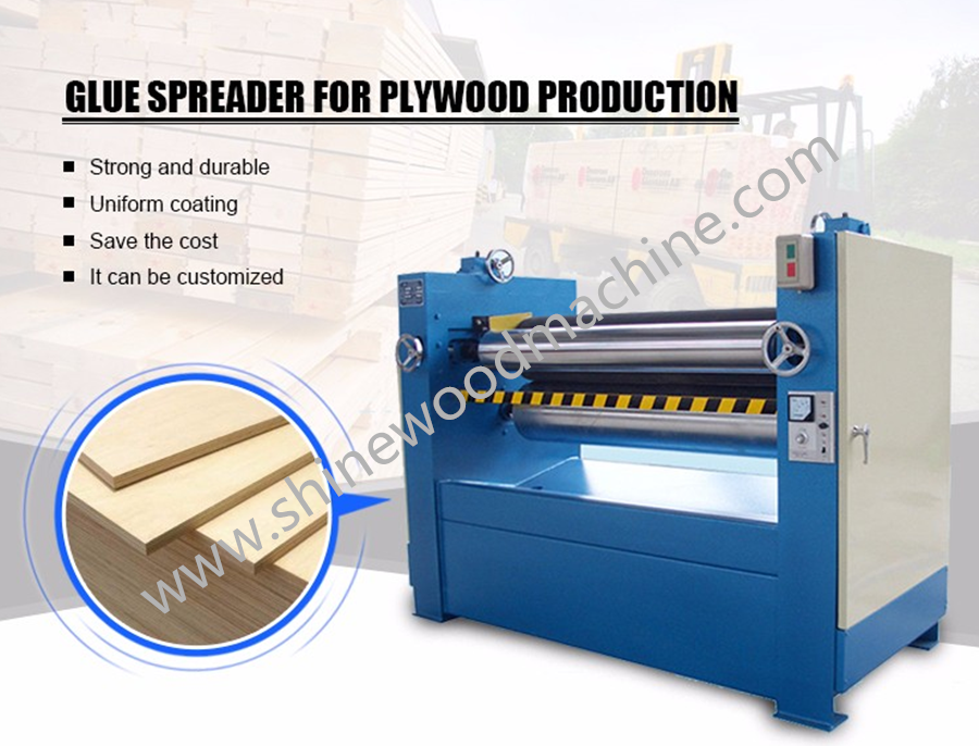 Plywood Glue Spreader