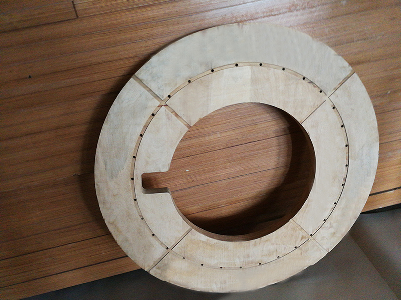 Insulated Wood Ring