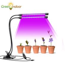 Led Grow Light Phyto Lamp 9W 18W 27W USB Timer For Plants Full Spectrum Garden Flowers Indoor Seed Seedlings Growing Flowering
