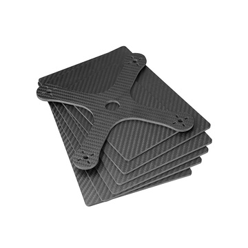 3K 100% carbon fiber sheet & plate for CNC cutting