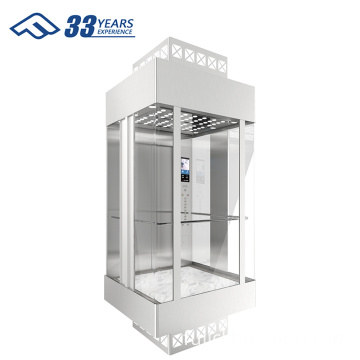 Square  Sightseeing Panoramic Elevator