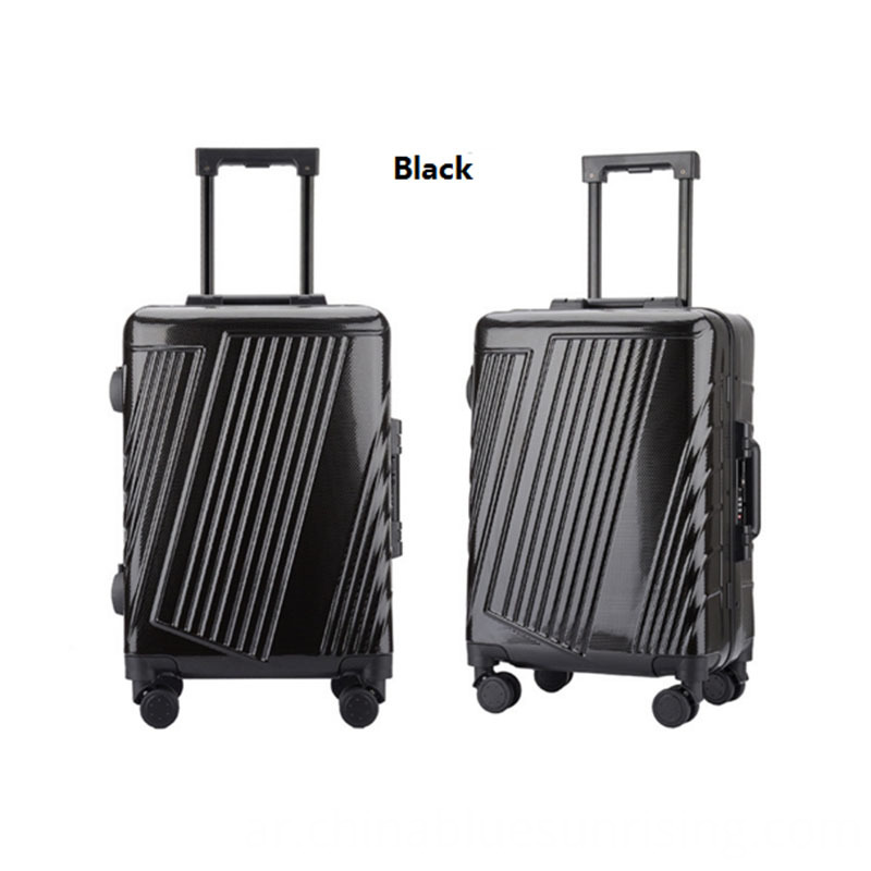 Black pc luggage