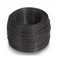 Package wire for baler machine rope